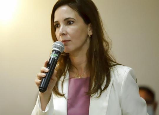Pré-candidata à presidência da OAB-BA condena tentativa de interferência na eleição | Divulgação