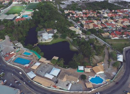 Petrobras pede desocupação de área e clube em Stella Maris pode fechar | Divulgação | CEPE