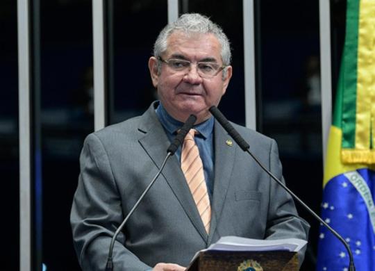 Relator da reforma do IR, Coronel confirma que vai remover do texto o tributo sobre dividendos   Roque Sá I Agência Senado