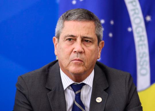 """Indiciado pela CPI, Braga Netto diz que inclusão na lista é """"um grande equívoco""""   Marcello Camargo I Agência Brasil"""