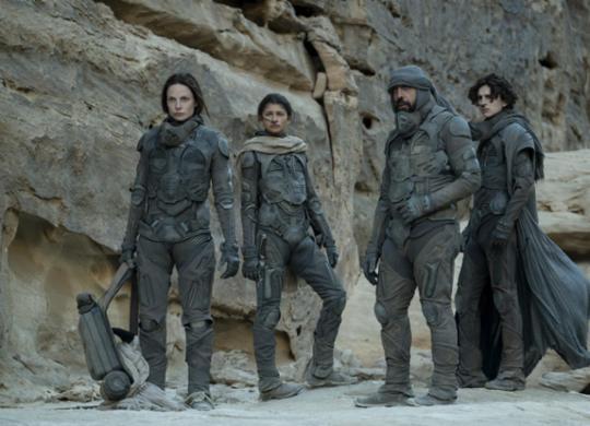 Épico de ficção científica, Duna ganha nova adaptação para os cinemas | Divulgação