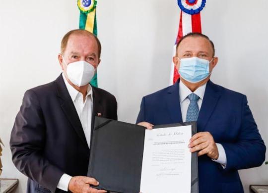 Adolfo Menezes assume Governo da Bahia a partir deste domingo | Divulgação