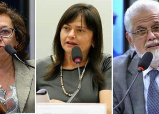 Parlamentares baianos manifestam-se contra a PEC da reforma administrativa   Foto: Reprodução
