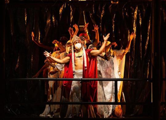 Ópera Dido e Eneias integra os festejos do NEOJIBA | Karol Azevedo | Divulgação