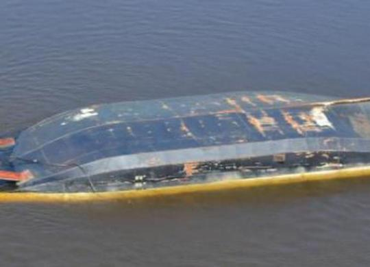 Corpo de sétima vítima do naufrágio no Pantanal é encontrado | Distrito Naval/ Marinha do Brasil