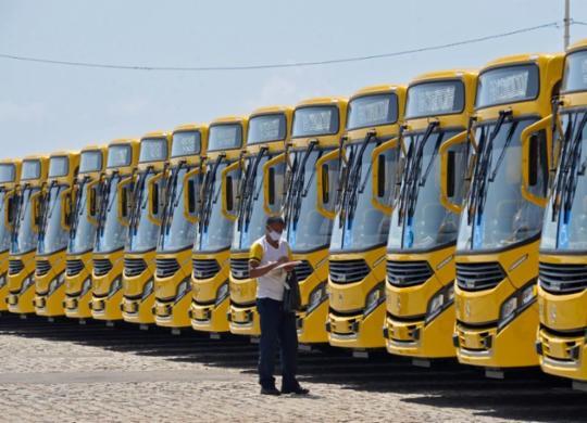 'Tarifa atual não remunera sistema', afirma Bruno sobre crise no transporte público   Shirley Stolze / Ag. A Tarde