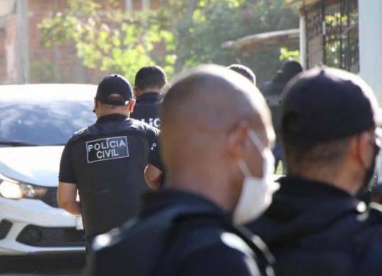 Após série de crimes, Polícia Civil lança Operação Barra em Paz   Divulgação   SSP