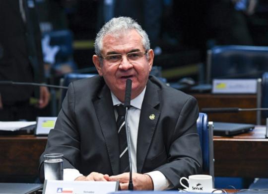 Pacheco terá que lutar para ser candidato da terceira via pelo PSD, diz Coronel | Jefferson Rudy I Agência Senado