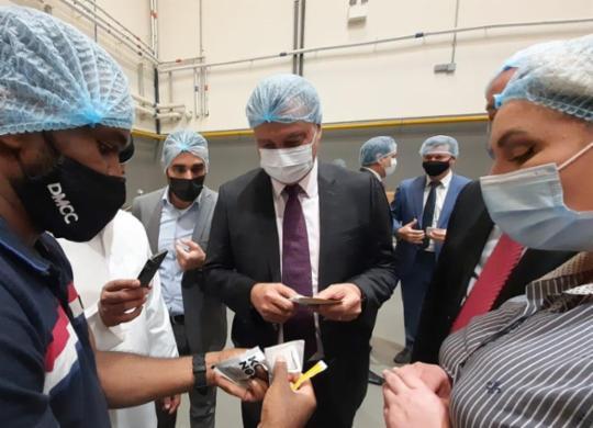 Empresa dos Emirados Árabes vai exportar cacau de Ilhéus, diz Rui Costa   Fotos: Daniel Senna/GOVBA