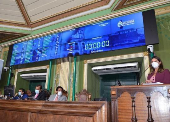 Em sessão com secretária, oposição critica plano de concessões da prefeitura | Valdemiro Lopes | CMS