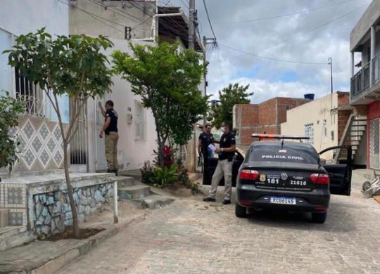 Operação prende 33 envolvidos com homicídios no estado   Divulgação/SSP