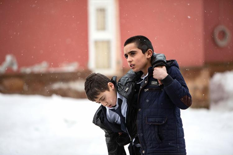 O Protetor do Irmão: dois amigos curdos em Anatólia (Turquia)
