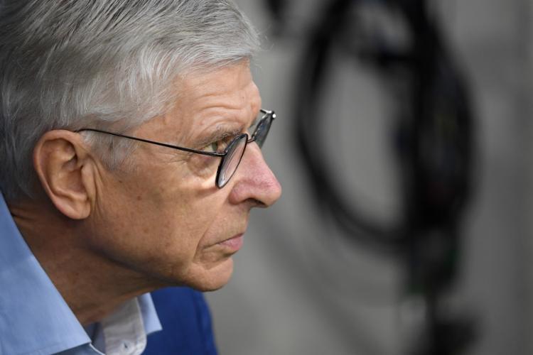 Arsène Wenger, Chefe Global de Desenvolvimento de Futebol da Fifa   Foto: AFP - Foto: AFP