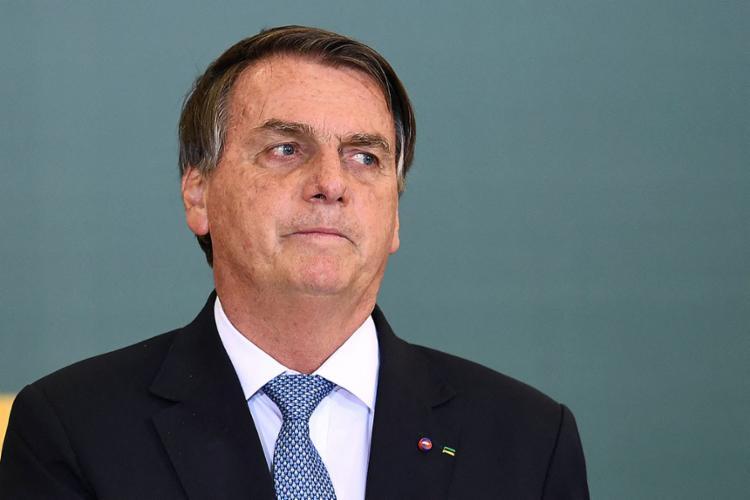 Presidente Jair Bolsonaro | Foto: Evaristo Sa | AFP - Foto: Evaristo Sa | AFP
