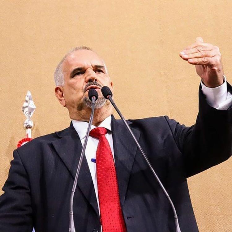 Marcelino Galo, deputado estadual (PT)   Foto: Divulgação - Foto: Divulgação