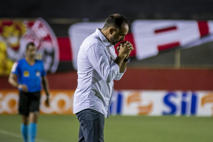Rubro-Negro voltou a vencer após sete jogos | Foto: Pietro Carpi | EC Vitória | Divulgação - Foto: Pietro Carpi | EC Vitória | Divulgação