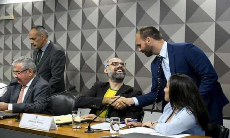 Alvo de inquéritos no STF, influenciador vive atualmente nos EUA | Foto: Roque Sá I Agência Senado - Foto: Roque Sá I Agência Senado