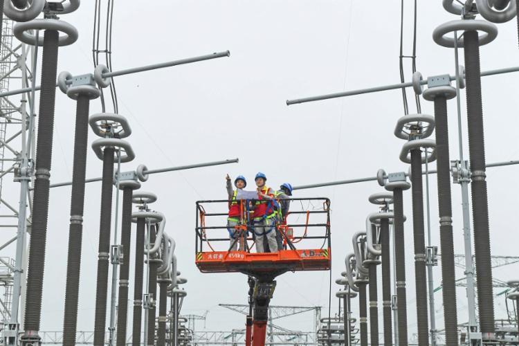 A agência apresenta três cenários de futuro sobre o tema que impacta no aquecimento global   Foto: STR   AFP - Foto: STR   AFP
