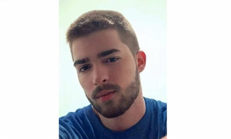 Marcos Vitor Aguiar Dantas Pereira, de 22 anos, ainda não depôs à Justiça | Foto: Reprodução - Foto: Reprodução