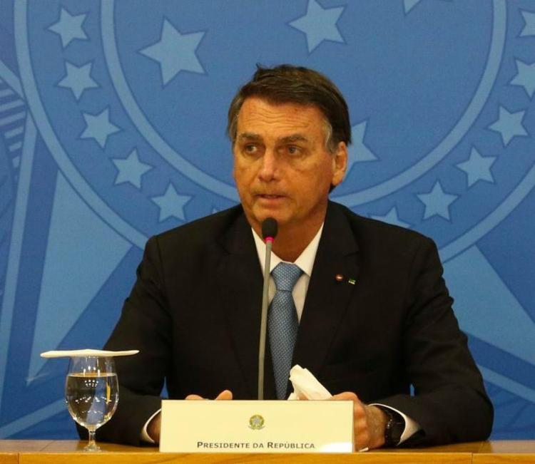 Produção de posts de Bolsonaro, de janeiro a agosto de 2021, é 31% menor do que o mesmo período do ano anterior  Foto: Fabio Rodrigues-Pozzebom   Agência Brasil   12.08.2021 - Foto: Fabio Rodrigues-Pozzebom   Agência Brasil   12.08.2021