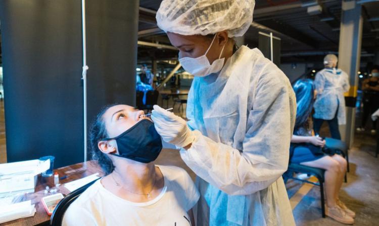 Pandemia de covid-19 é um dos desafios dos organizadores | Foto: Álisson Pinheiro | CBDU - Foto: Álisson Pinheiro | CBDU