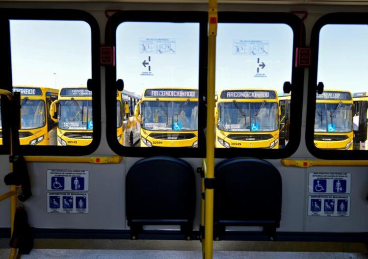 Prefeitura detalhou como os usuários dos ônibus devem contornar a situação | Foto: Shirley Stolze | Ag. A TARDE - Foto: Shirley Stolze | Ag. A TARDE