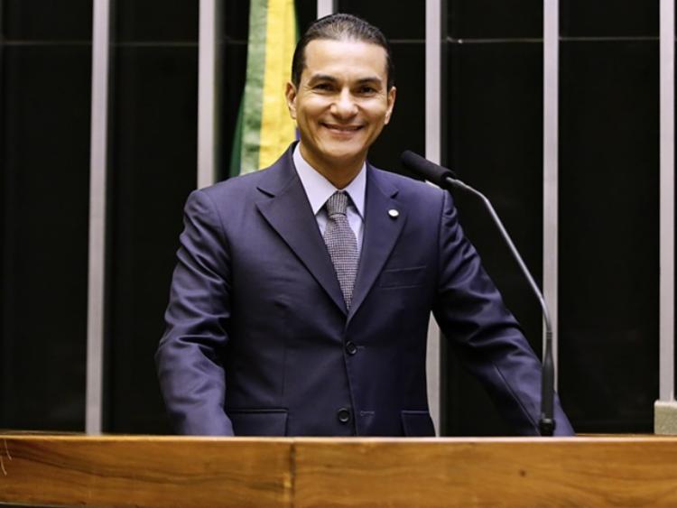 Marcos Antônio Pereira é deputado federal pelo estado de São Paulo através do partido Republicanos   Foto: Câmara dos Deputados - Foto: Câmara dos Deputados